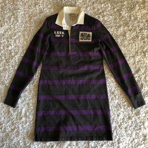 Rugby Ralph Lauren Long Sleeved Shirtdress